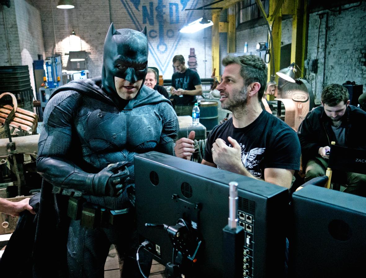 Batman v Superman: Dawn of Justice Photos Released 7