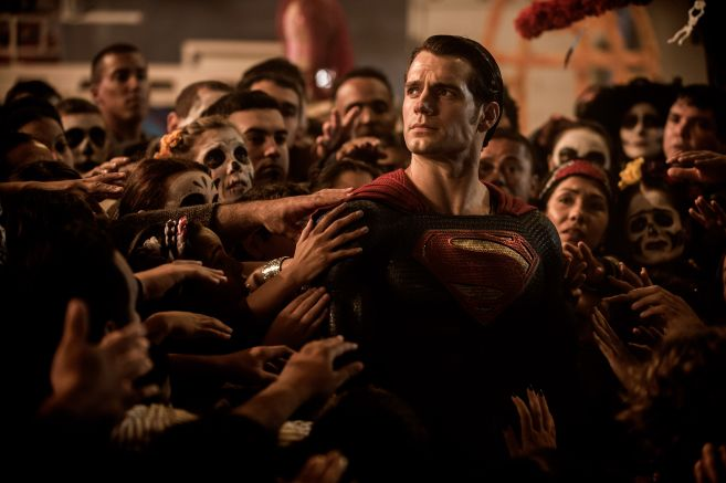 henry cavill superman BVS-20305