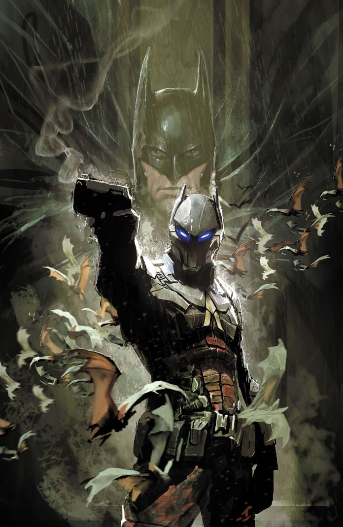 Batman Arkham Knight Genesis 1