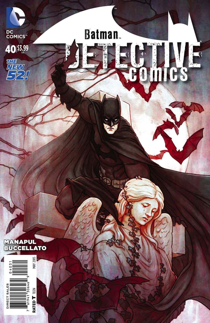 Detective Comics 40 by Jenny Frison