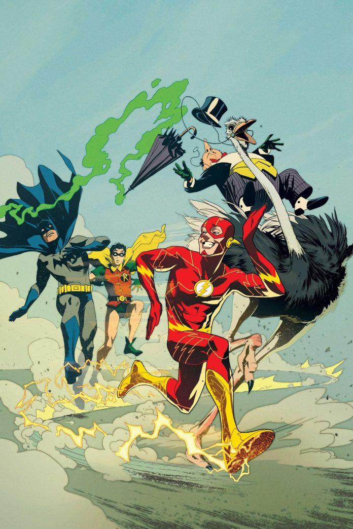 Detective Comics FV