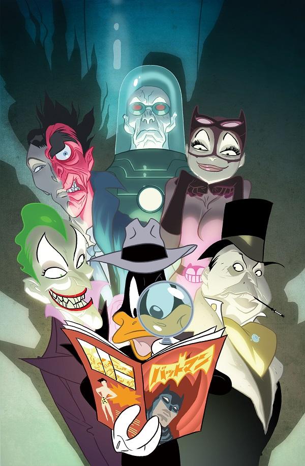 Detective Comics LT