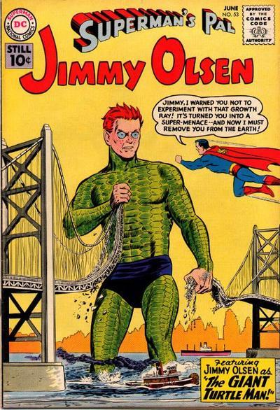 Jimmy Olsen Turtle