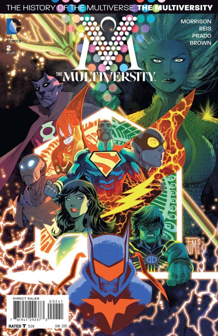 Multiversity 2 by Francis Manupal