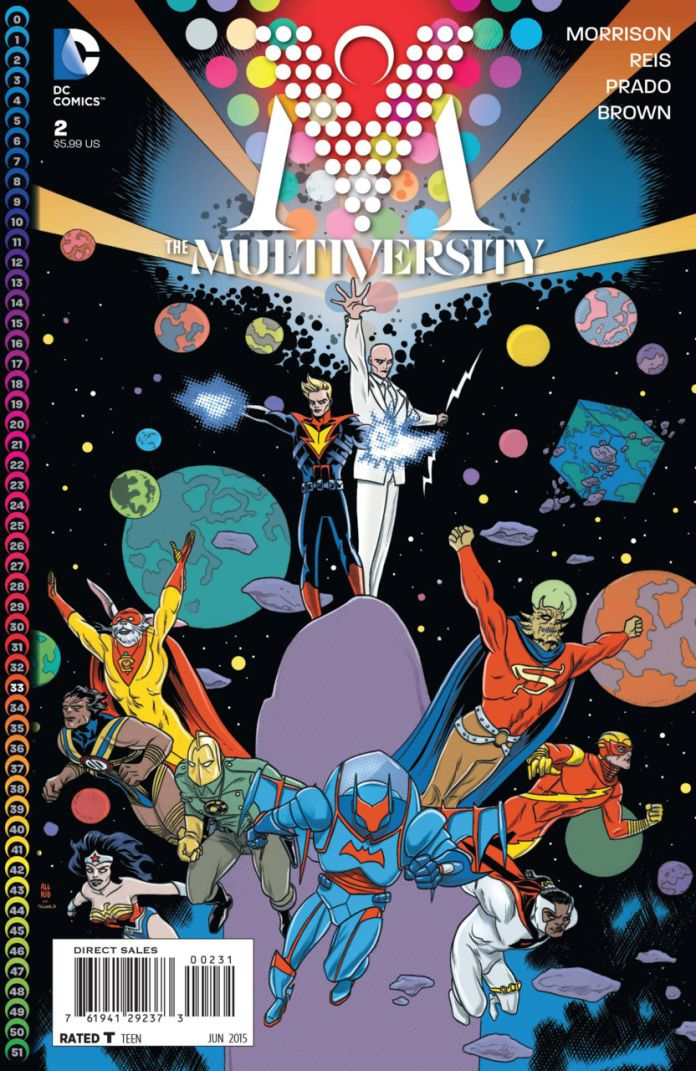 Multiversity 2 by Lara Allred