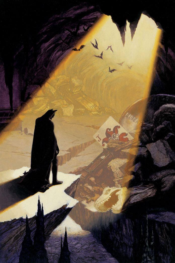 Batman Road To No Mans Land