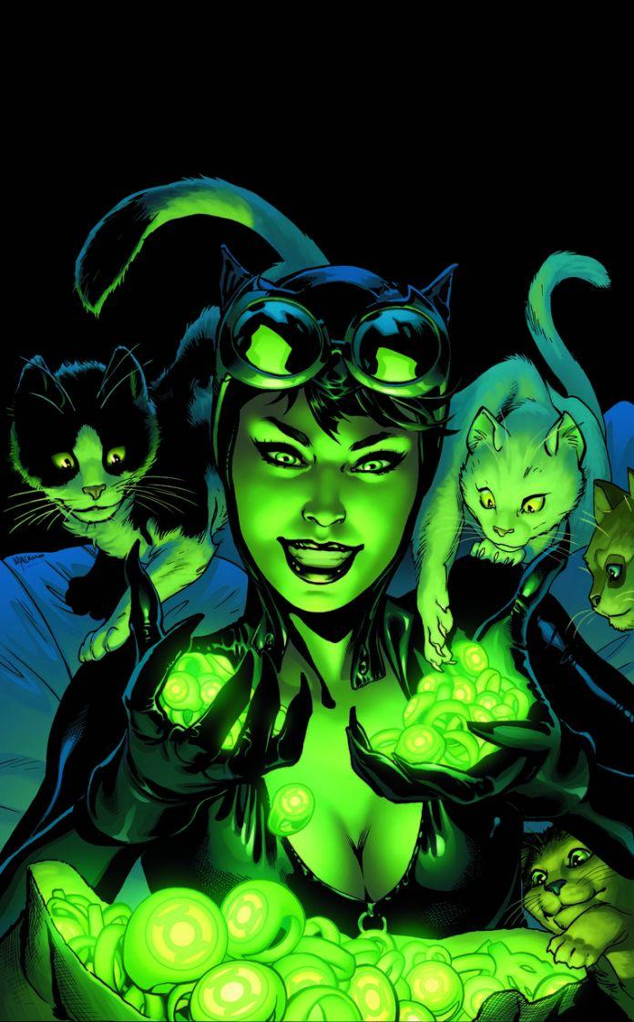 Catwoman GLV