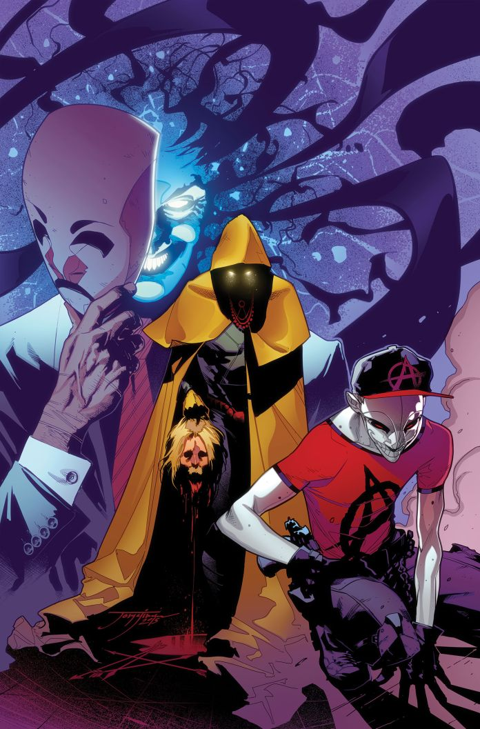 Earth 2: Society #5 review   Batman News