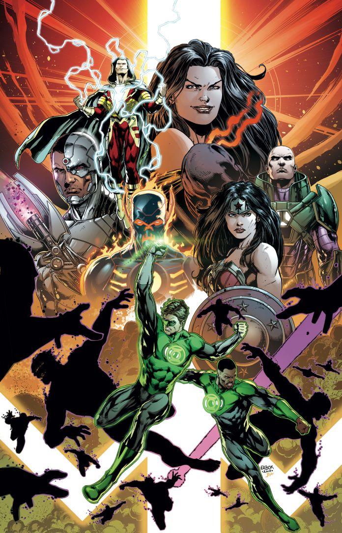 Justice League 48