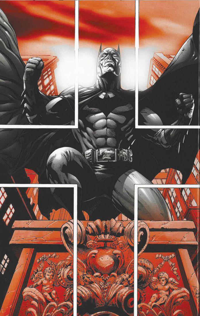 Batman RIP UnWrapped