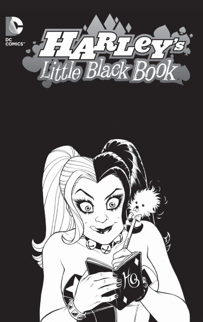 HQ Black Book 1