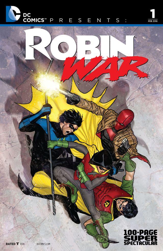Robin War Spectacular
