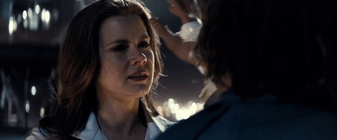 Lex Luthor is holding Lois Lane against her will