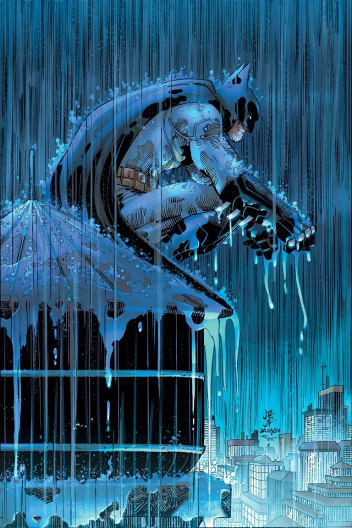 Batman Romita Variant