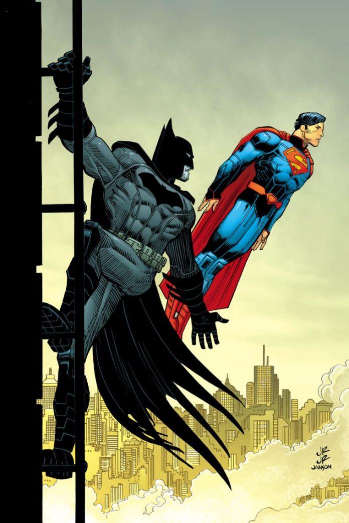 Batman Superman Romita Variant