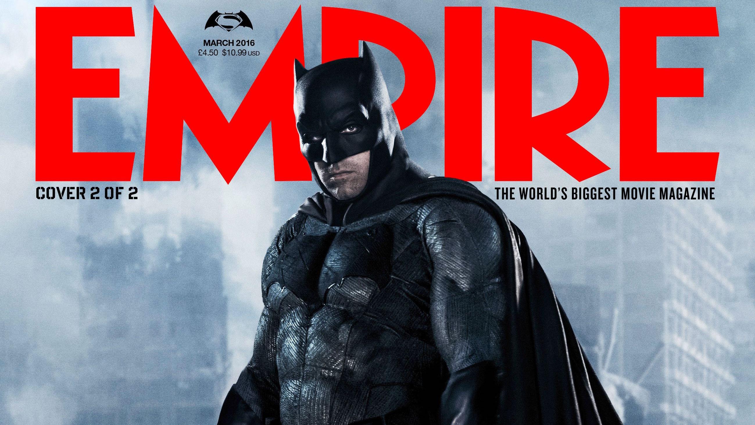 batman empire cover F