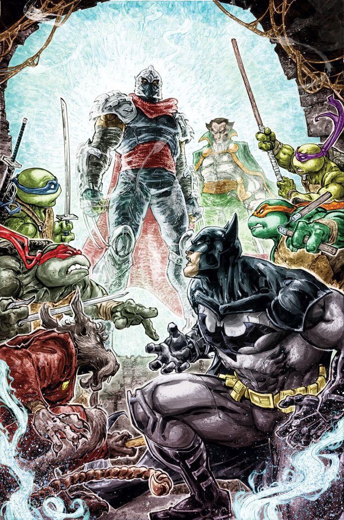 Batman TMNT 6