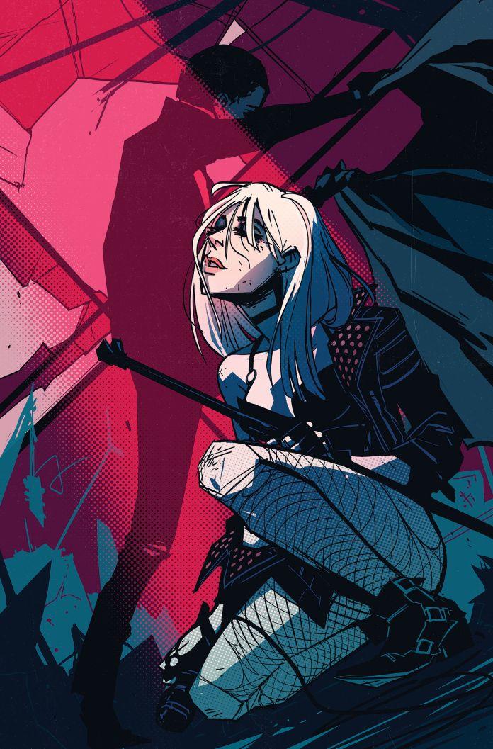 Black Canary 12