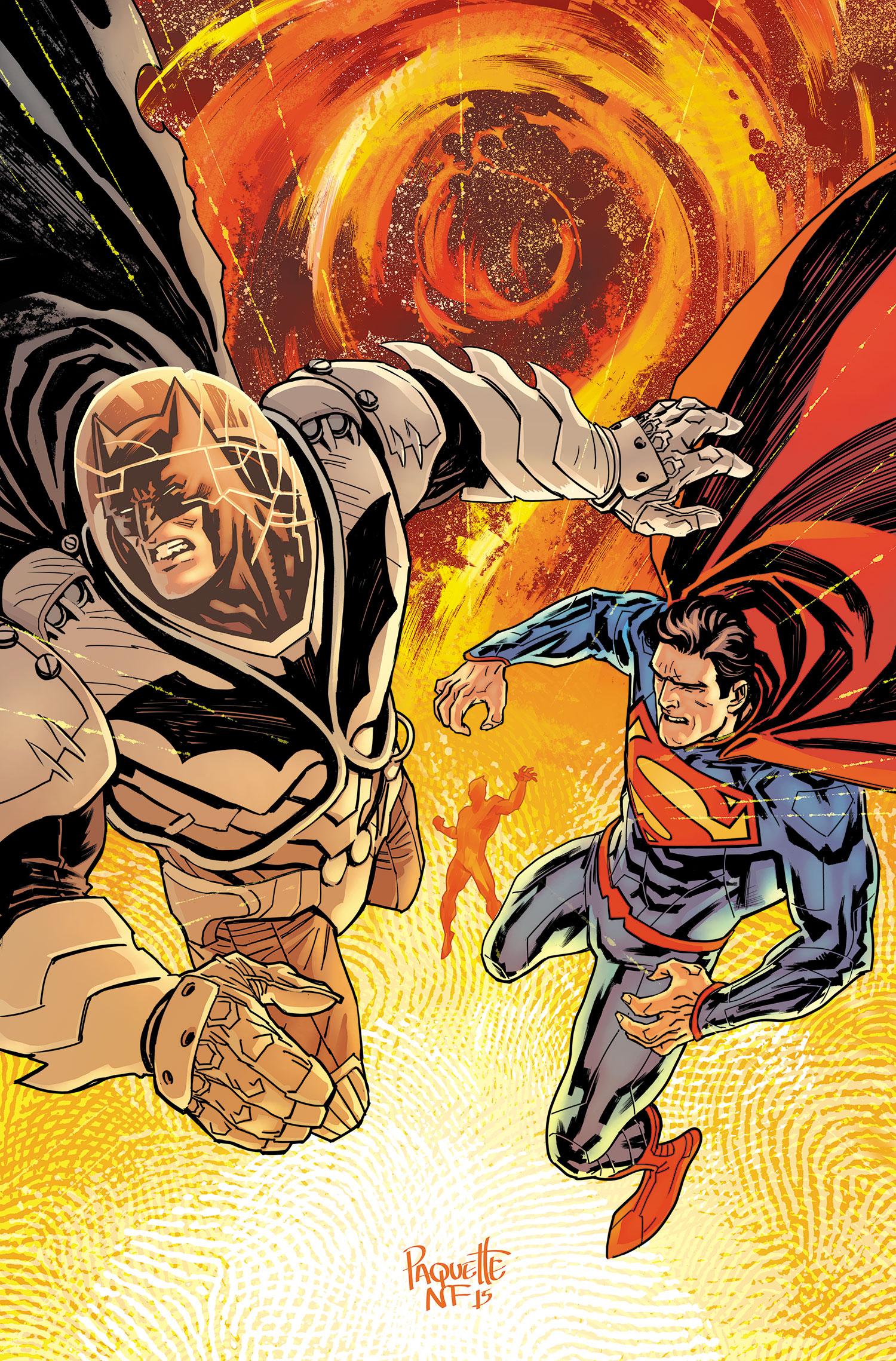 Batman Superman 30