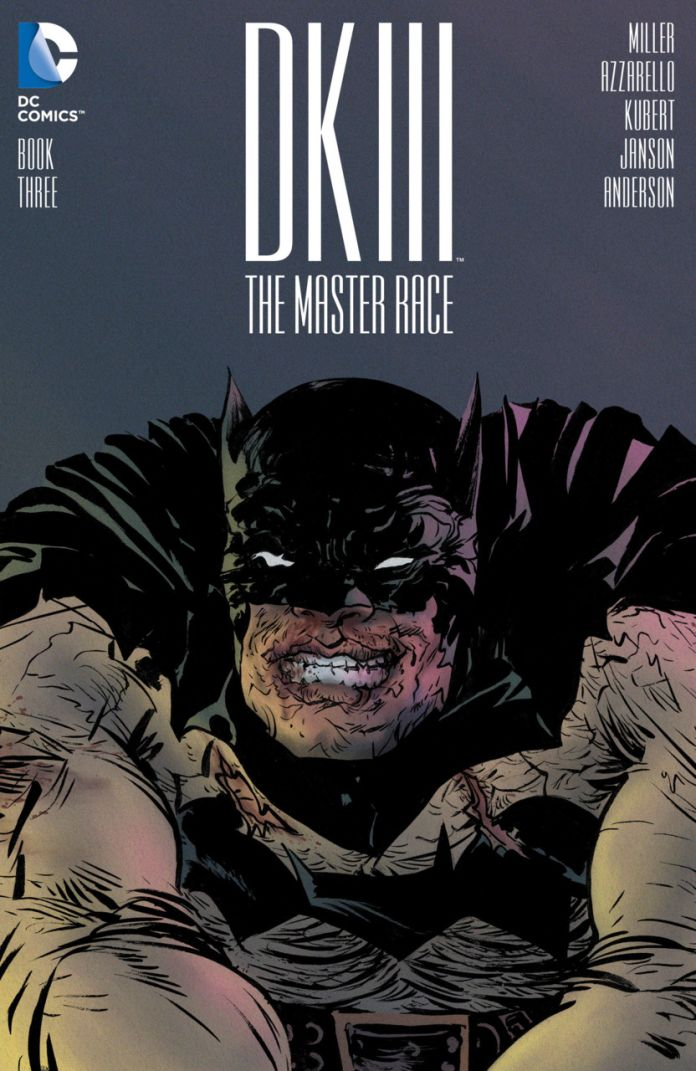 DK III 3 by Paul Pope and Shay Plummer