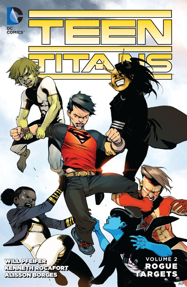Teen Titans Vol 2