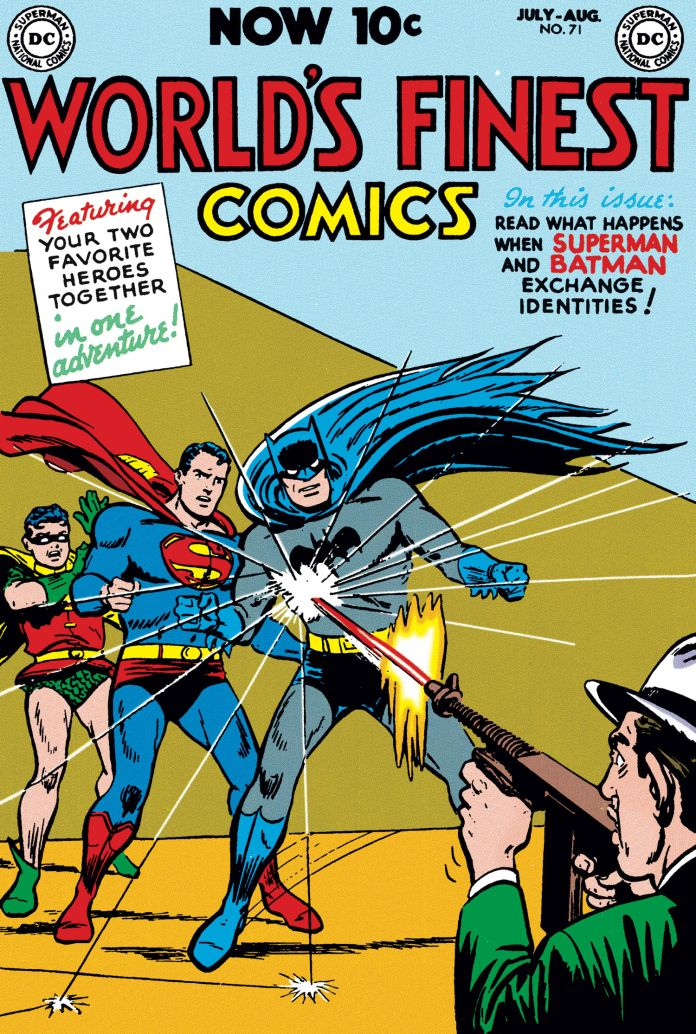 Worlds Finest Silver Age Vol 1