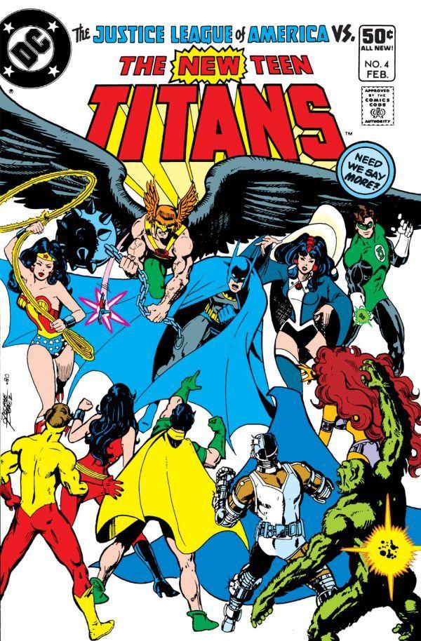 News Teen Titans Is 50
