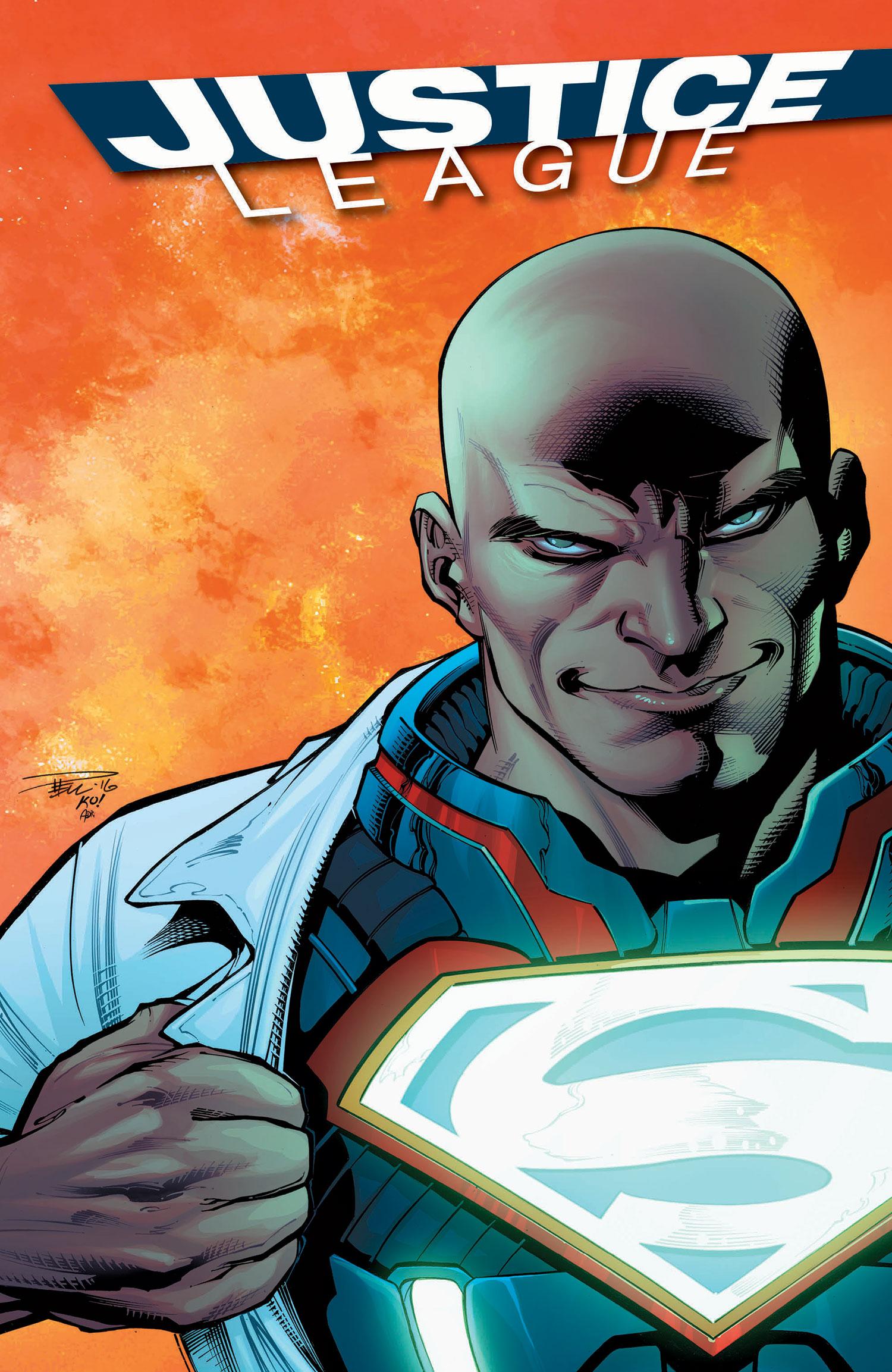 ACTION COMICS #957 SUPERMAN REBIRTH DC COMIC BOOK JUNE 2016 NEW 1