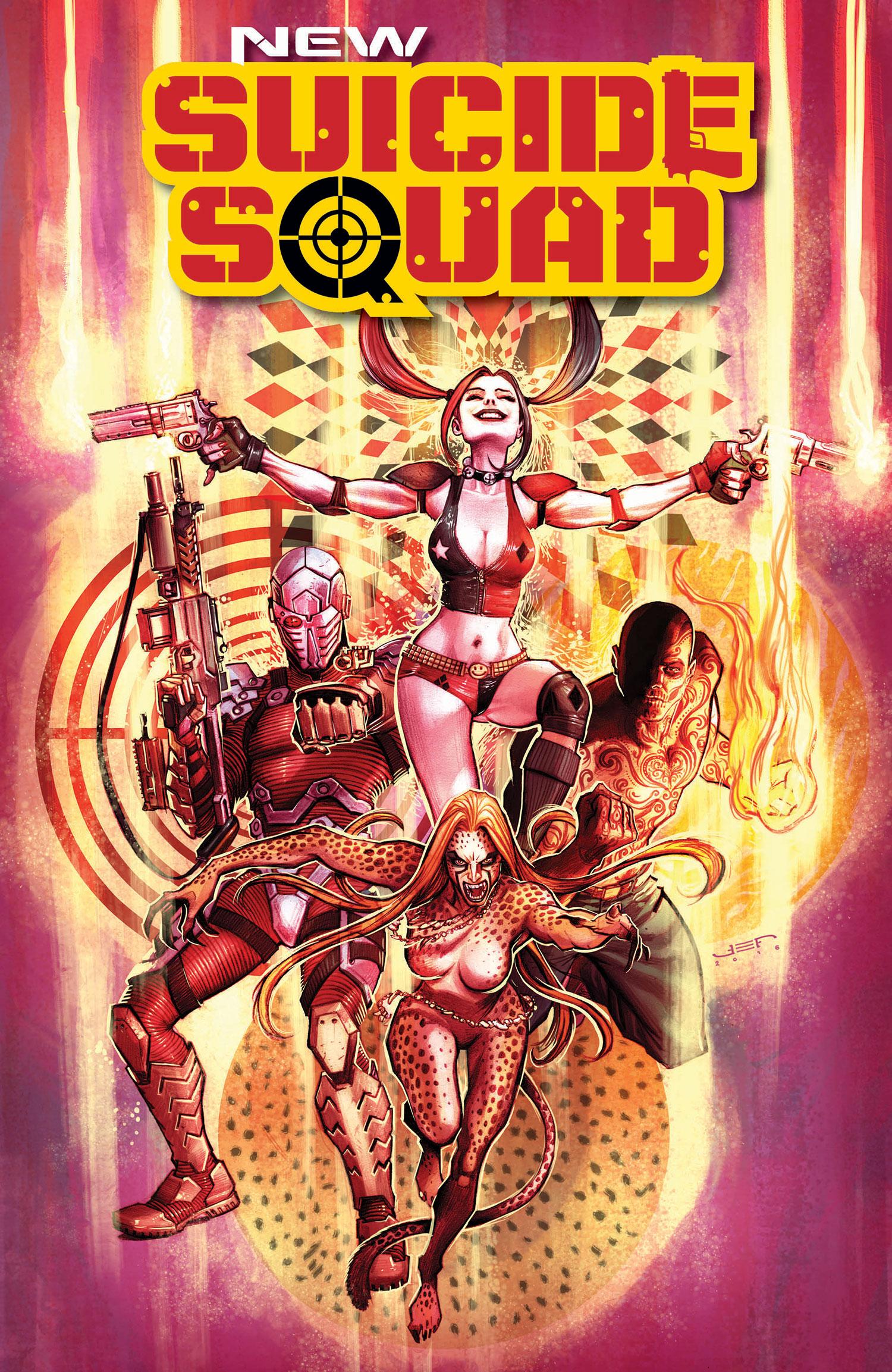 New Suicide Squad 21