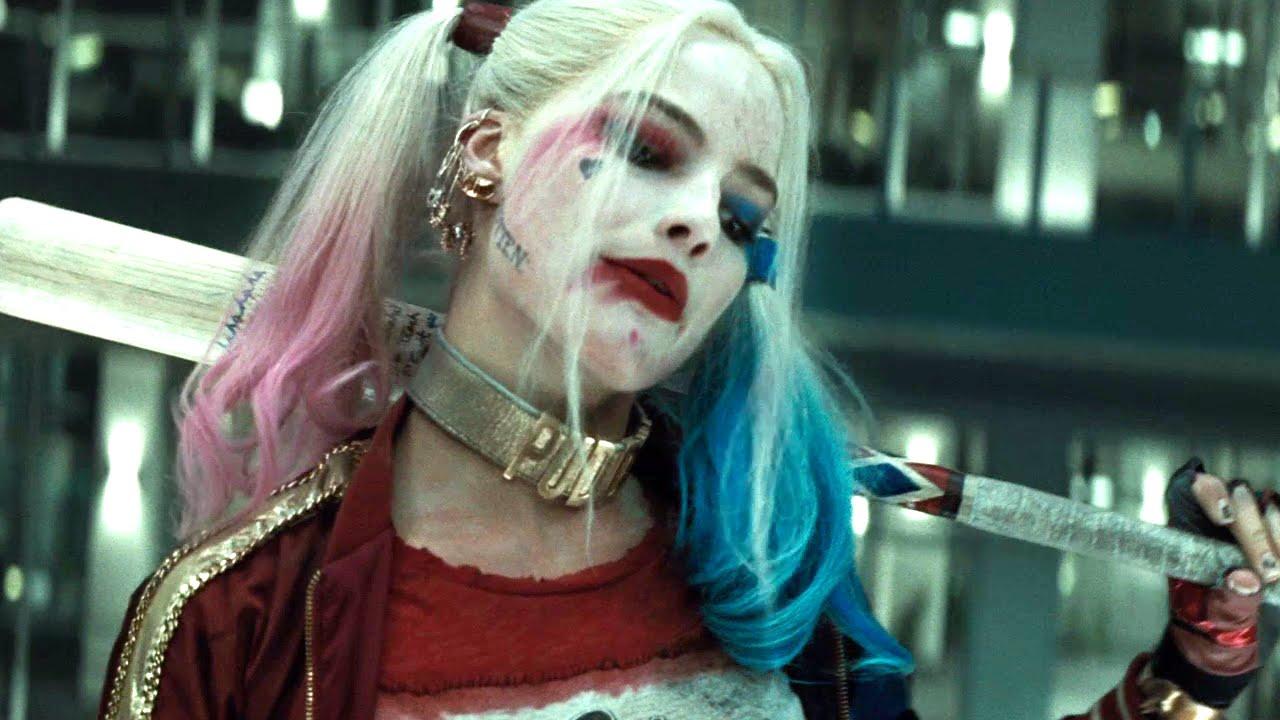 Harley Quinn Suicide Squad Trailer