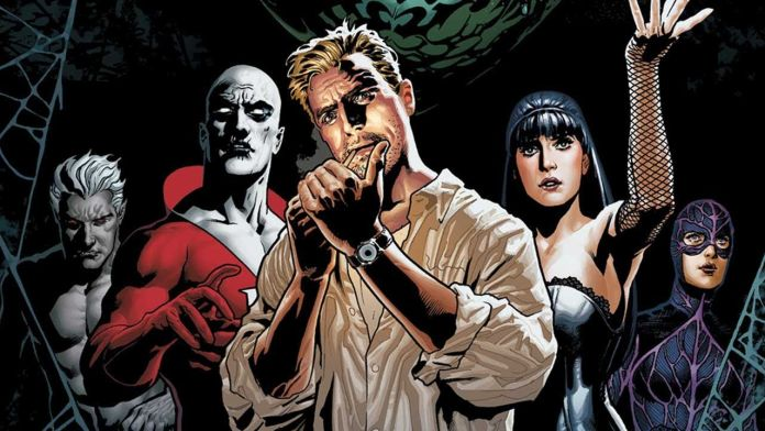 Bad Robot reportedly working on Justice League Dark projects