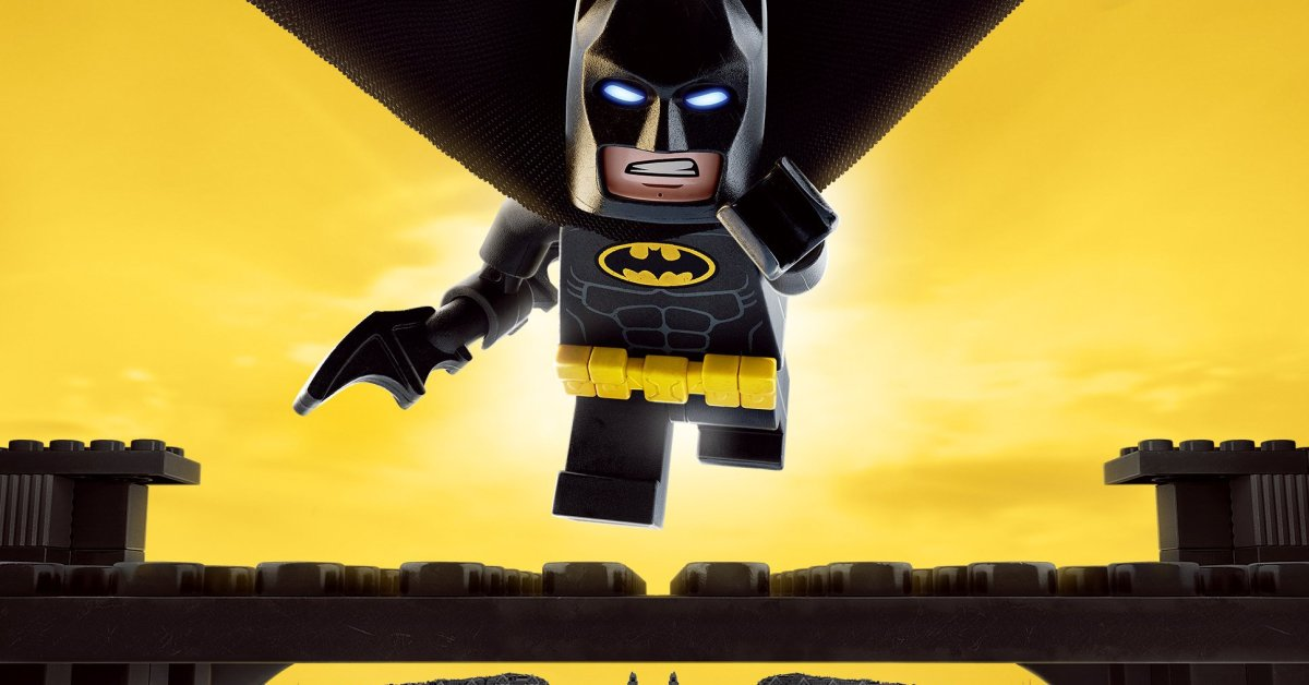 New 'The LEGO Batman Movie' poster reminds you to be yourself ...