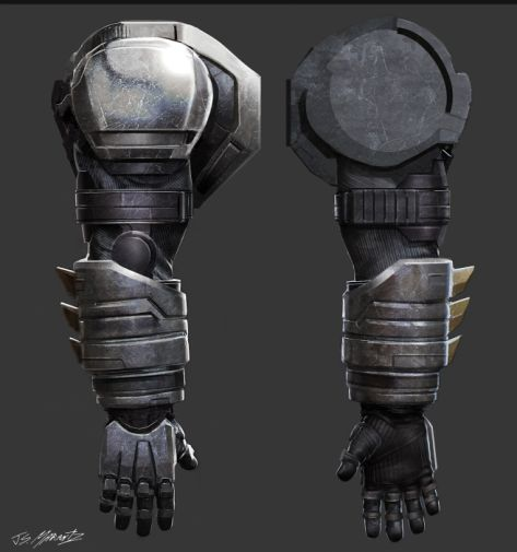 mech-arms