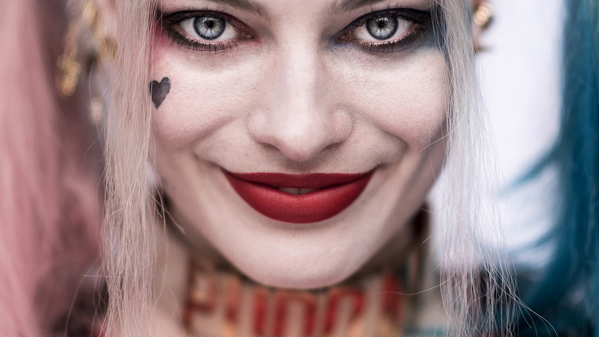 9a9c9c2f8e3cd Get a detailed look at Margot Robbie's Harley Quinn tattoos for 'Suicide  Squad' | Batman News