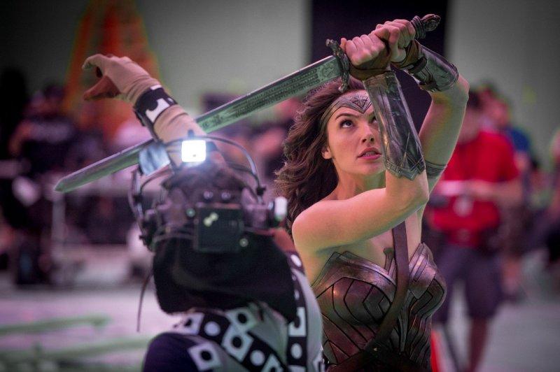 Gal Gadot Shares New Wonder Woman Photo From Batman V -6577