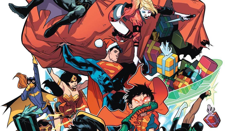 DC Rebirth Holiday Special #1 review - Batman News