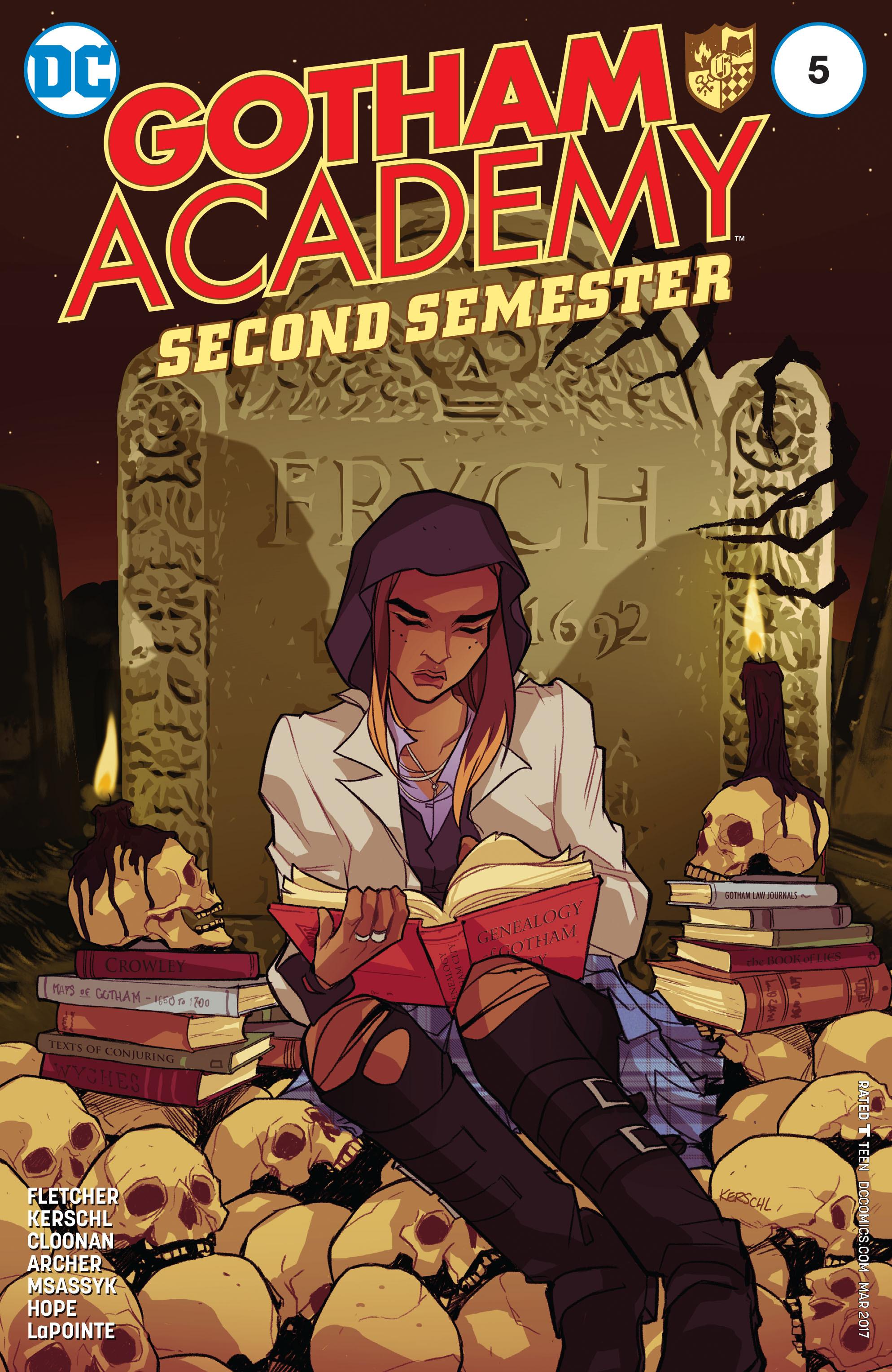 Gotham Academy SS 5