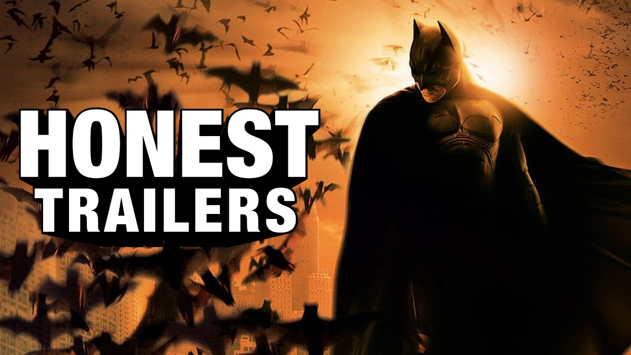 Batman Begins' gets an Honest Trailer | Batman News