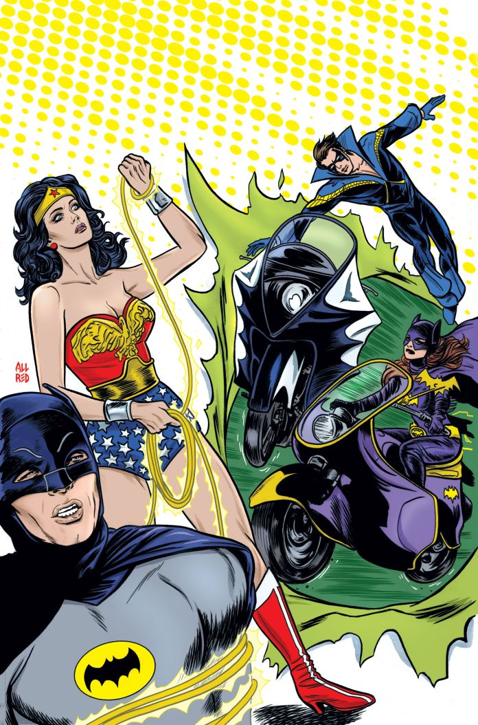 Batman '66 Meets Wonder Woman '77 #5 review | Batman News