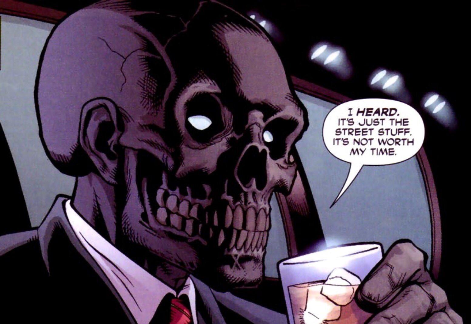 Black Mask David Ayer