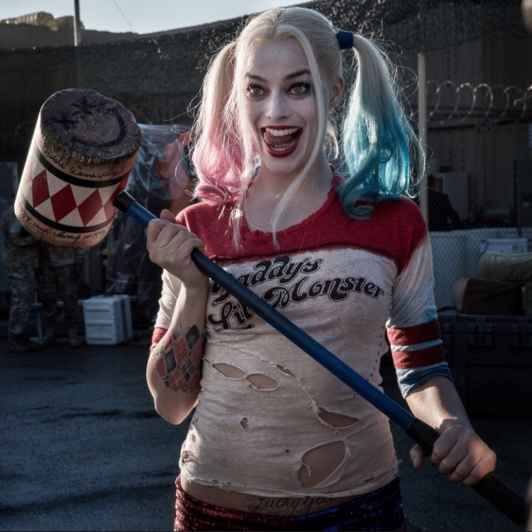 Robbie Says There's Another Harley Quinn Spinoff