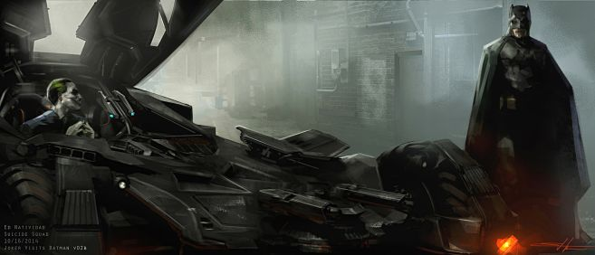 KEY_JokerVistsBatman_Batmobile