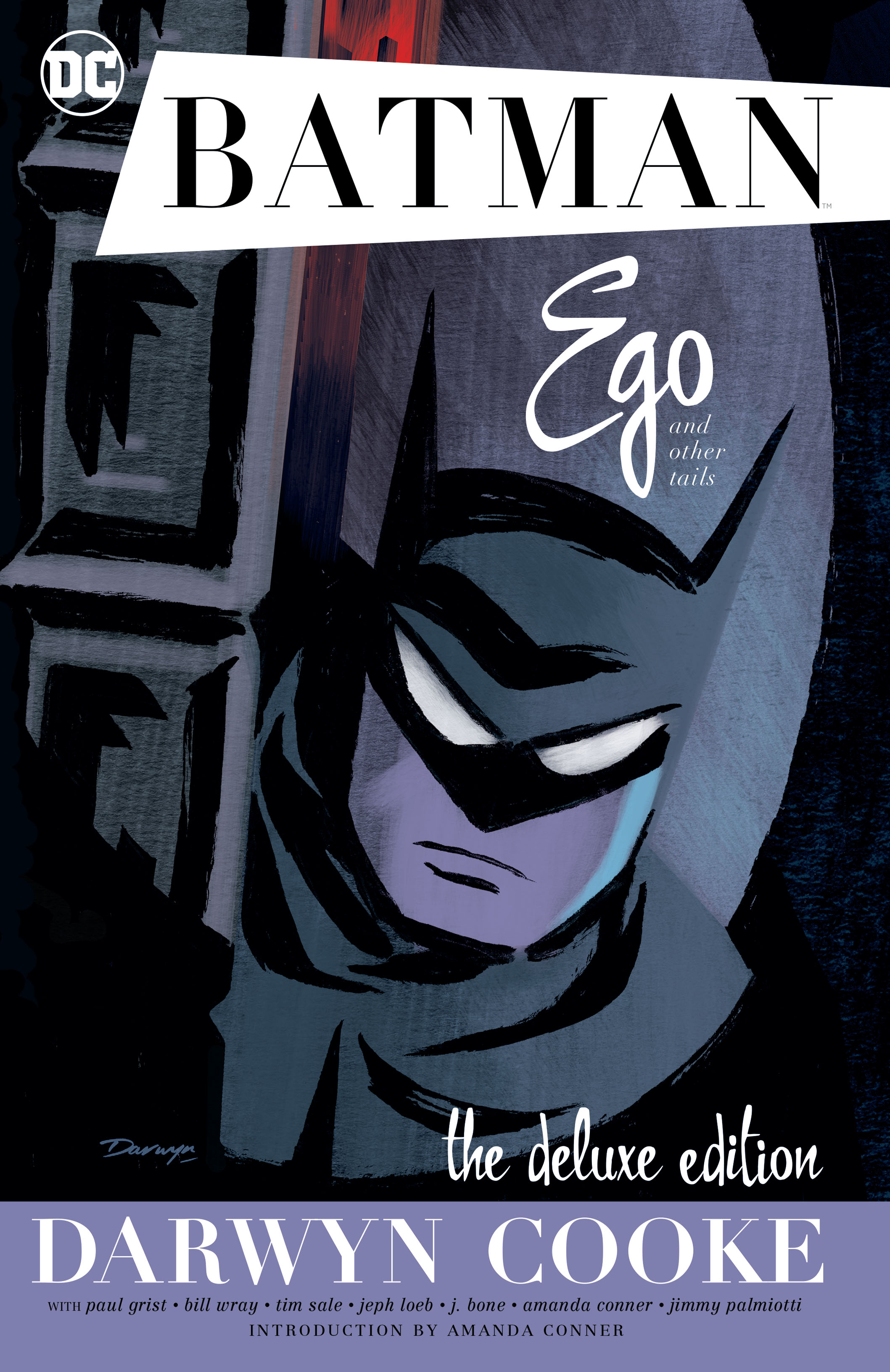 Batman: Ego and Other Tails- The Deluxe Edition review   Batman News