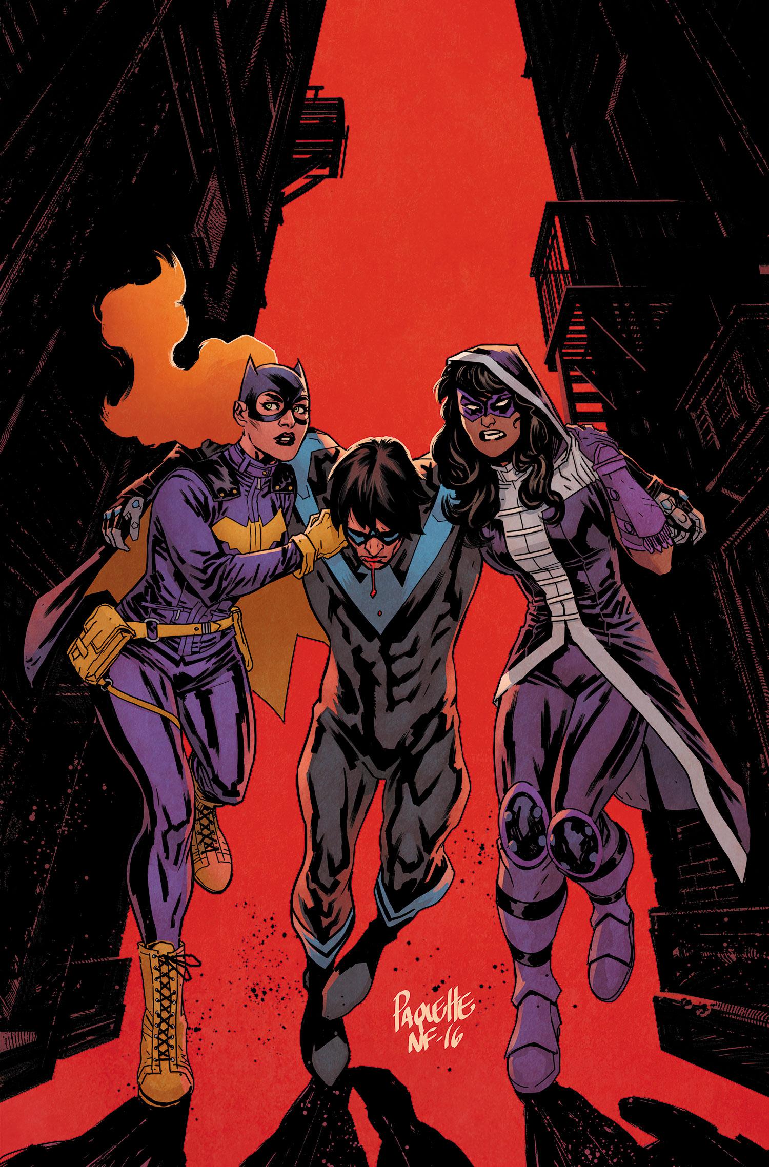 Batgirl And The Birds Of Prey 8 Review Batman News