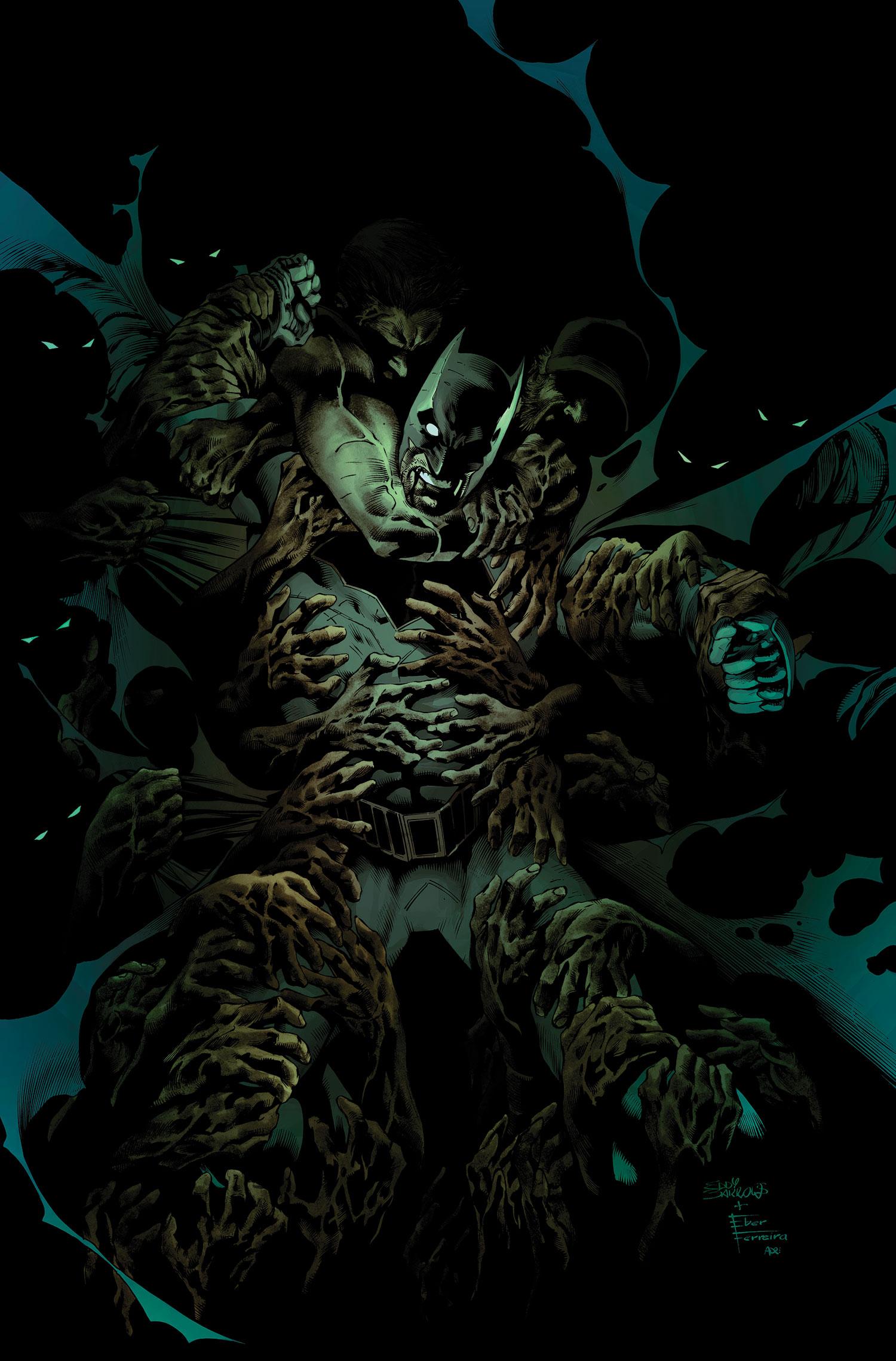 Detective Comics 952