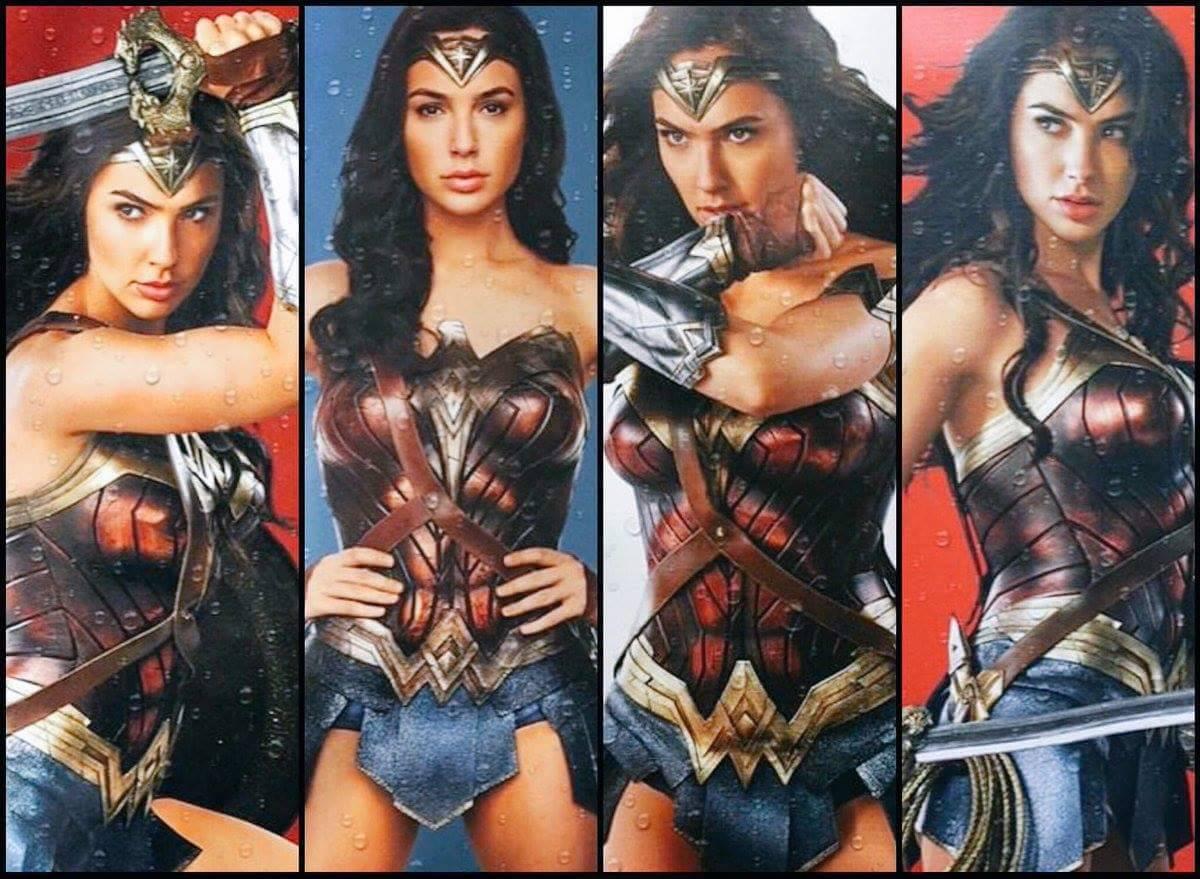 Wonder Woman Dr Pepper