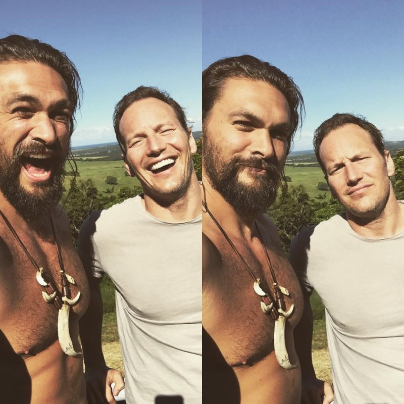 Jason Momoa Shares Kind Words About 'Aquaman' And His Co