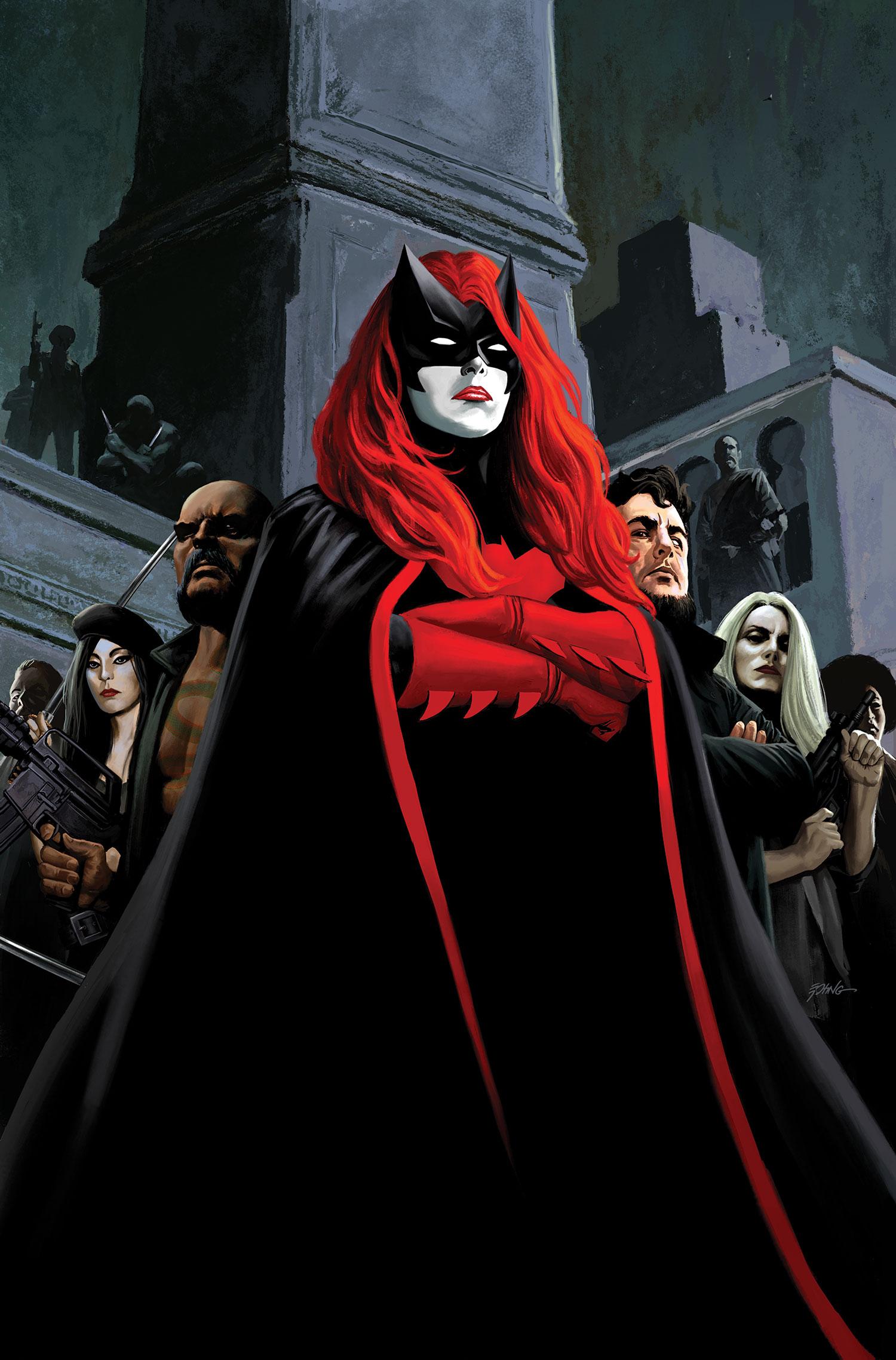 Batwoman 23