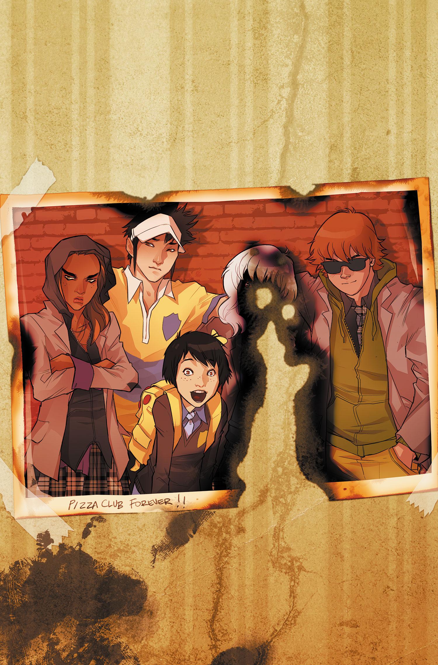 Gotham Academy SS 9