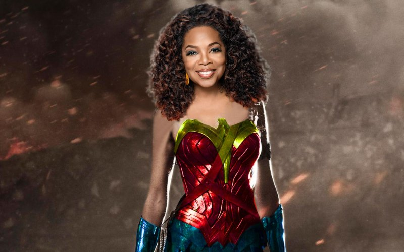 Oprah Wonder Woman